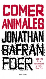 Cover of: Comer animales