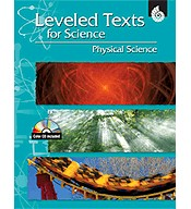 Cover of: Leveled Texts for Science: Physical Science