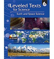 Cover of: Leveled Texts for Science: Earth and Space Science