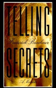 Cover of: Telling Secrets