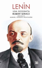 Cover of: Lenin: a biography