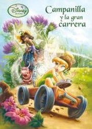 Cover of: Campanilla y la gran carrera