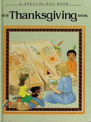 Cover of: Our Thanksgiving book