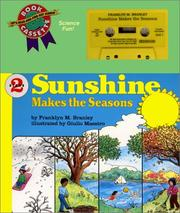 Cover of: Sunshine makes the seasons: Reillustrated