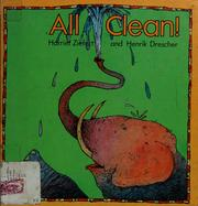 Cover of: All clean!