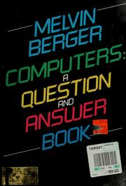 Cover of: Computers: a question and answer book
