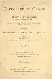 Cover of: From everglade to cañon with the second dragoons, (second United States cavalry)