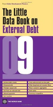 Cover of: The Little Data Book on External Debt 2009