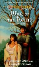 Cover of: War of the twins: Volume 2