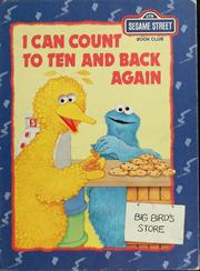 Cover of: I can count to ten and back again