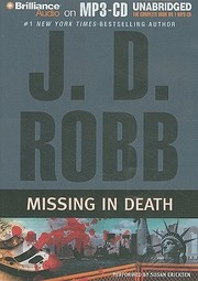 Cover of: Missing in Death