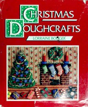 Cover of: Christmas doughcrafts
