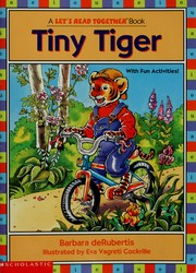 Cover of: Tiny Tiger