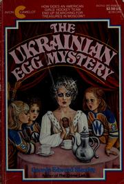 Cover of: The Ukrainian egg mystery