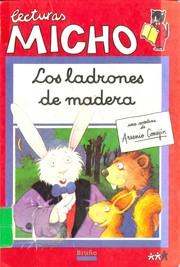 Cover of: Los ladrones de madera