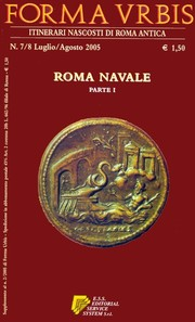 Cover of: Roma Navale: Parte I
