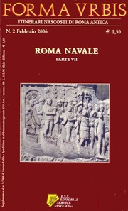 Cover of: Roma Navale: Parte VII