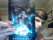 Cover of: Percy Jackson & the Olympians The Sea of Monsters