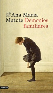 Cover of: Demonios familiares