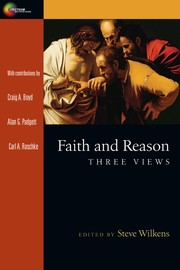 Cover of: Faith and reason