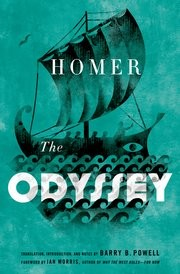 Cover of: The Odyssey