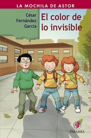 Cover of: El color de lo invisible