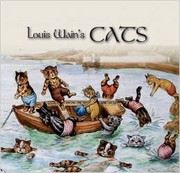 Cover of: Louis Wain's Cats