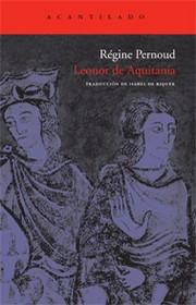 Cover of: Leonor de Aquitania
