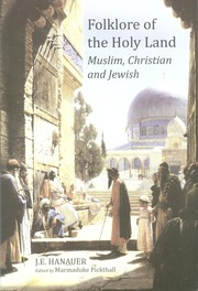 Cover of: Folklore of the Holy Land