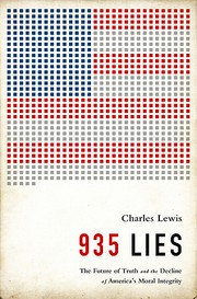 Cover of: 935 Lies: The Future of Truth and the Decline of America's Moral Integrity