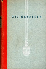 Cover of: Die Kadetten