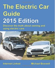 Cover of: The electric car guide--2015 edition
