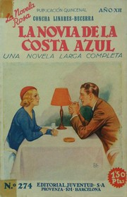 Cover of: La novia de la Costa Azul