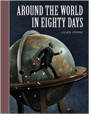 Cover of: Around the World in Eighty Days (Unabridged Classics)