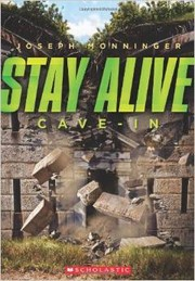 Cover of: Stay Alive: Cave-In