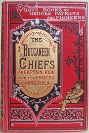 Cover of: The Buccaneer Chiefs