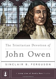 Cover of: The Trinitarian Devotion of John Owen