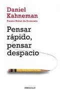 Cover of: Pensar rápido, pensar despacio