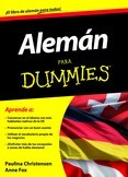 Cover of: Alemán para dummies