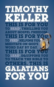Cover of: Galatians for You