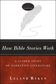 Cover of: How Bible stories work