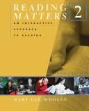 Cover of: Reading Matters 2: An Interactive Approach to Reading