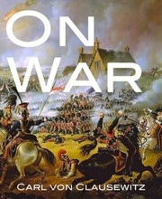 Cover of: On war, by Carl von Clausewitz