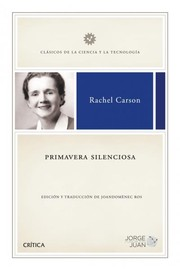 Cover of: Primavers silenciosa