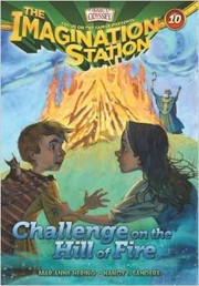 Cover of: Challenge on the Hill of Fire