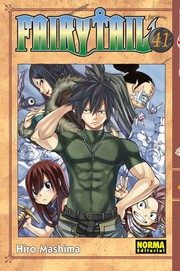 Cover of: Fairy Tail 41