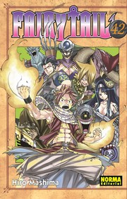 Cover of: Fairy Tail 42