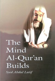 Cover of: The Mind al-Qur'an Builds