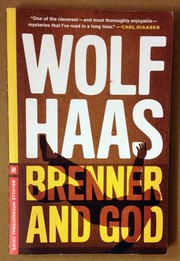Cover of: Brenner and God