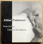 Cover of: Critical Boundaries